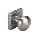 Harney Hardware 87822 Kendall Inactive / Dummy Door Knob, Satin Nickel