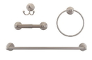 Harney Hardware ASTN15 Austin Satin Nickel Bathroom Hardware Set