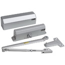 Harney Hardware DC8900AL Commercial Door Closer, ANSI 1, UL Fire Rated, ADA Compliant, 1-4
