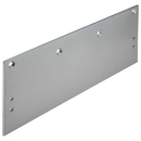 Harney Hardware DP8300AL Door Closer Installation Drop Plate For 8300 Series Closers, Powder Coated Aluminum