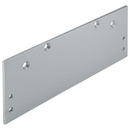 Harney Hardware DP8900AL Door Closer Installation Drop Plate For 8900 Series Closers, Powder Coated Aluminum