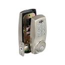 Harney Hardware EDLU15 Electronic Push Button Door Lock