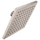 Harney Hardware SHSFS15 Shower Head, Single Function, 6 In. Square, ABS Plastic