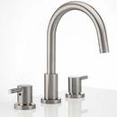 Harney Hardware WSFB815 Wide Spread Contemporary / Modern Bathroom Sink Faucet, 8 In. Wide, Boca Grande