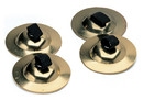 KHS America S2004 Finger Cymbals - Set of 4  - header card & activity insert