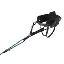 Hurtta HU932508 Hiker Belt, Black, One Size