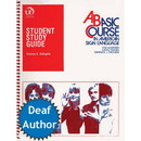 A Basic Course in American Sign Language Study Guide