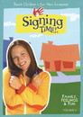 Signing Time Series 1: Family, Feelings and Fun DVD 4