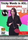 Tricky Words in ASL: Homonyms Vol. 2