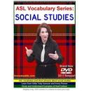 ASL Vocabulary Series: Social Studies