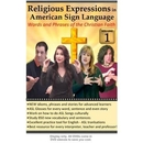 Religious Expressions in ASL Vol. 1