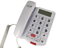 Amplified Big Button Phone with Caller ID and Speakerphone
