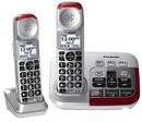 Panasonic KX-TGM450S Amplified Phone with (1) extra handset