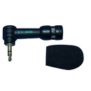 Connections Unlimited 90 Degree Unidirectional Microphone