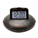 Sonic Alert Sonic Shaker SBP100 Black Vibrating Travel Alarm Clock