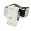 Silent Call Wireless Doorbell Transmitter with Bracket