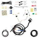 Tekonsha 22118 Tow Harness Wiring Package Tow Harness, 7 Way Complete Kit