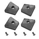 Reese 58512 Replacement Part - WD Replacement Part, Reese SC Friction Pads w/Screws