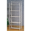 International Caravan Large 5-Tier Folding Bakers Rack