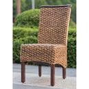 International Caravan Bunga Hyacinth Dining Chair