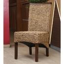 International Caravan Bunga Hyacinth Dining Chair (Set of 2)
