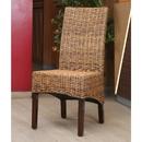 International Caravan Java Rattan Dining Chair (Set of 2)