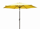 International Caravan YF-1104-2-5M Outdoor 8 Foot Aluminum Umbrella
