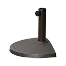 International Caravan Compound Resin Half-Round Umbrella Stand