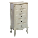 International Caravan Windsor 5-Drawer Dresser