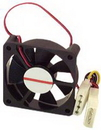 IEC ACC104163 Cooling Fan 12v 4-pin Drive Connector 60x60x15mm