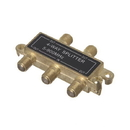 IEC ACC9002A 900MHz Signal Splitter for Television or Satellite - 4 outs