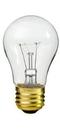 IEC ADP0105 Mini Light Bulb for E26 socket 120V 15 W Incandescent clear