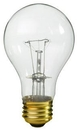 IEC ADP0106 Light Bulb for E26 socket 120V 25 W Incandescent clear