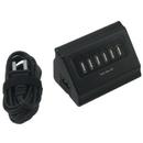 IEC ADP31706 6 Port USB Charger 40W 8A