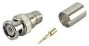 IEC BNC-RG11 BNC Male Coax Connector for RG11
