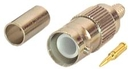 IEC BNCF-RG58-RP BNC Male Connector Reverse Polarity (with Male Pin) for RG58