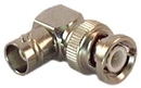 IEC BNCM-F90 BNC Male to Female Right Angle Coax Adapter