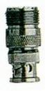 IEC BNCM-NF BNC Male to N Female Coax Adapter