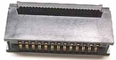 IEC CE26F Card Edge 26 Position Female Connector