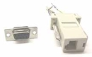 IEC DB09F-RJ1106-DC DB09 Female to RJ1106 DEC MMJ Adapter