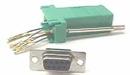 IEC DB09F-RJ4508-GN DB09 Female to RJ4508 Adapter Green