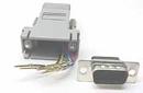 IEC DB09M-RJ1106 DB09 Male to RJ1106 Adapter