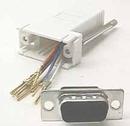 IEC DB09M-RJ4508-WH DB09 Male to RJ4508 Adapter White