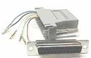 IEC DB25F-RJ1106 DB25 Female to RJ1106 Adapter