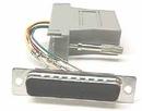 IEC DB25M-RJ1106 DB25 Male to RJ1106 Adapter