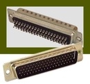 IEC DH78MS DB78 Male High Density Solder Type Connector