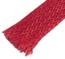 IEC HE1-2-RD Flexo Sleeving .5 Inch Red Priced by the Foot