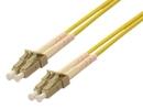 IEC L8355-01M LC to LC Duplex Singlemode Fiber Optic Cable 1 Meter