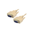 IEC M2091 DB09 Male to Male Cable 6'