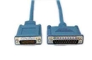 IEC M2601-10 Cisco Router Cable 60 Pin DTE to RS530 Male 10'